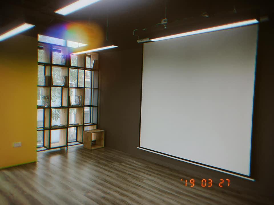 Không gian phòng học mới mẻ, ấm cúng