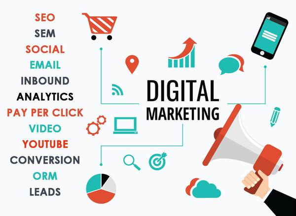 Các hình thức học Digital marketing hiện nay
