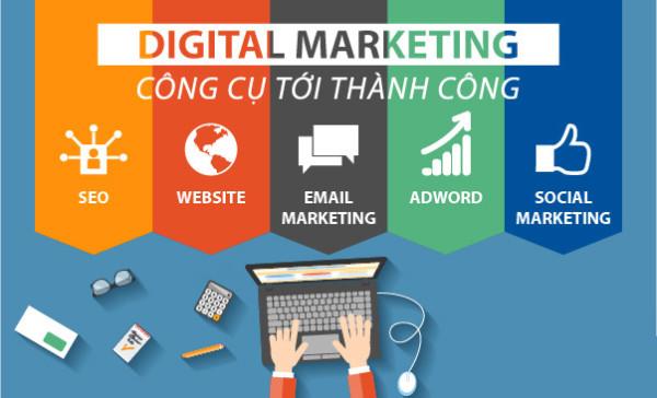 Học Digital Marketing ở đâu?