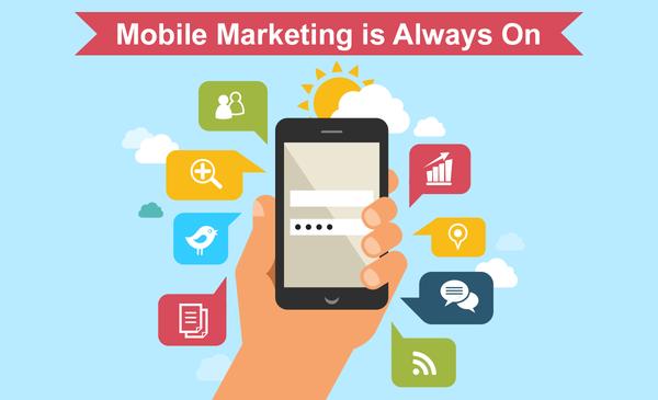 Mobile Marketing - Xu thế cạnh tranh của các doanh nghiệp