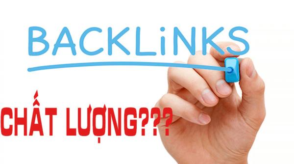Làm sao để có một backlink chất lượng?