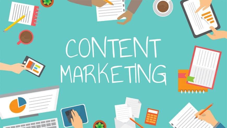 Các dạng Content Marketing