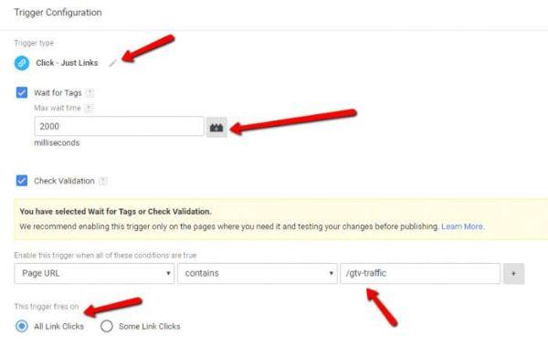 Ứng dụng khác của Google Tag Manager