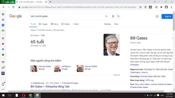 Cách phân loại Search Intent