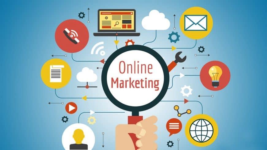 Học Online Marketing ở đâu?