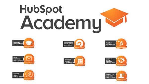 Học Marketing Online với khóa học miễn phí của Hubspot