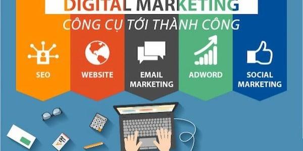 Ngành Digital Marketing - hướng đi cho thời đại số